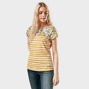 Peter Storm Women's Patsy Short Sleeve T-Shirt Yellow