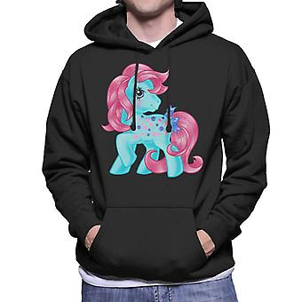 My Little Pony Lollipop Design Men's Hooded Sweatshirt