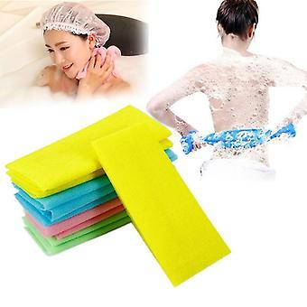 Bath Body Cleaning Towel - Exfoliating Bath Shower Washing Scrubbing Towel