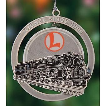 LIO922011, LIONEL LOCO BRASS KEEPSAKE ORNAMENT $25