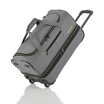 travelite Basics Vaunun matkalaukku 70 cm 2 rullaa laajennettavissa, harmaa