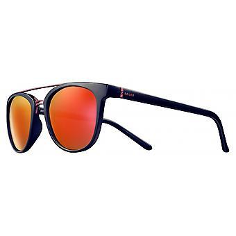 Sunglasses Unisex Cat.3 matte blue/orange (JSL1089312127)