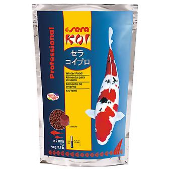 Sera sera KOI Professional Winter Food (Fish , Ponds , Food for Pond Fish)