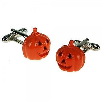 Solmiot Planet Kurpitsa Uutuus Halloween Cufflinks
