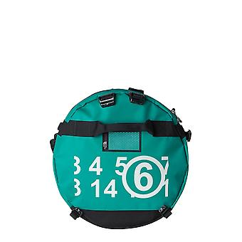 Mm6 X The North Face S63wa0021p3779t7143 Women's Green Polyester Backpack