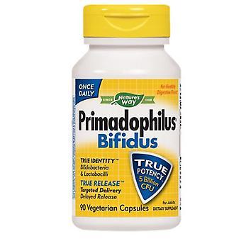الطبيعة و apos;s الطريق Primadophilus, Bifidus, 90 قبعات