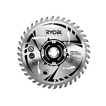 Ryobi Circular Saw Blade 165mm RYBCSB165A1