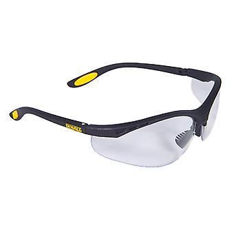 DEWALT Reinforcer Safety Glasses - Clear DEWSGRFC