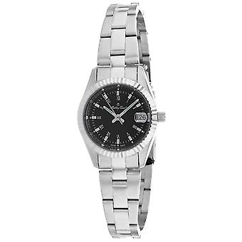 Mathey Tissot Mujer's Classic Black Dial Watch - D452PCH