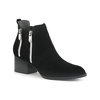 Adrienne Vittadini dame Ravi ankel støvler læder spidde tå ankel mode...