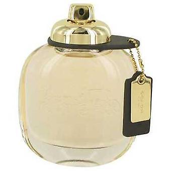 Coach van coach Eau de parfum spray (tester) 3 oz (vrouwen) V728-535051