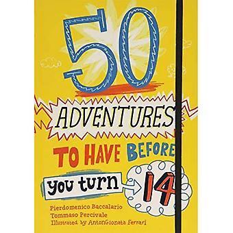 50 seikkailua ennen kuin käännät 14