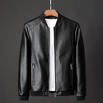 Stannis men's premium real leather jacket