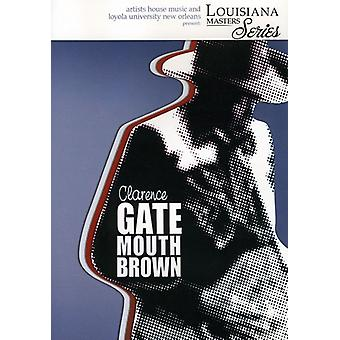 Brown, Clarence Gatemouth - Clarence Gatemouth Brown [DVD] USA import
