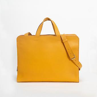 الجلود الصفراء حقيبة كوبيت من قبل LPOL