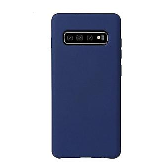 Blue samsung galaxy s10 case