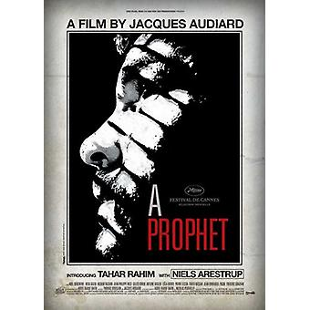 O profeta - estilo A Movie Poster (11 x 17)