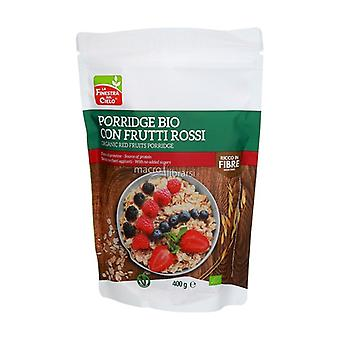 Porridge with red fruits 400 g