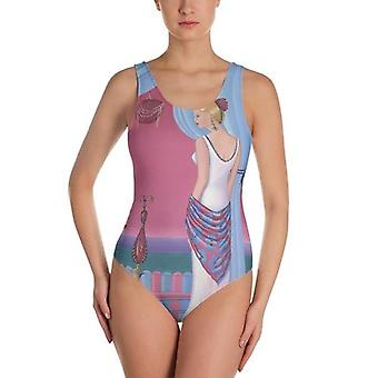 Perfume One-piece Swimsuit