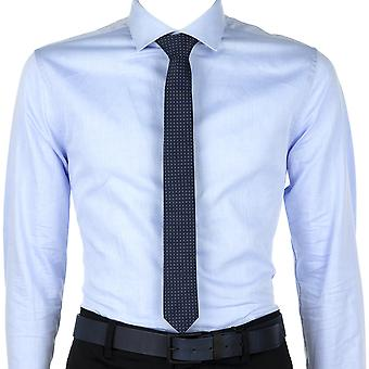 Calvin Klein Men Tie Connect Four  Blue