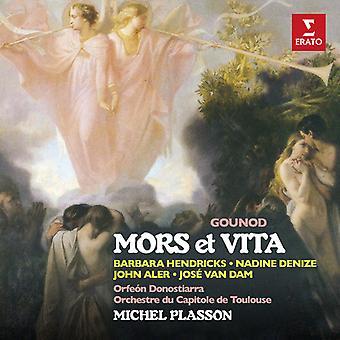 Gounod / Plasson / Hendricks / Denize / Aler / Dam - Mors Et Vita [CD] USA import