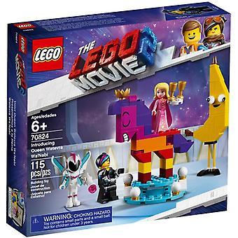 LEGO 70824 meet Queen Watevra Wa'Nabi