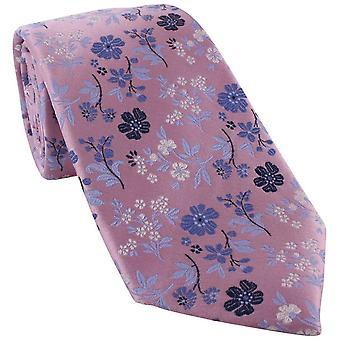 Michelsons Of London Blossom Kukka Silkki Solmio - Pinkki