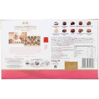 Lindt Master Chocolatier Collection Assortment Box 184g