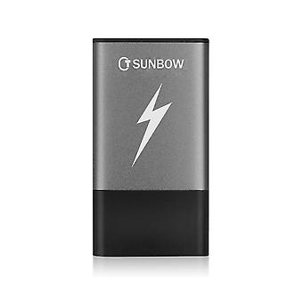 Tcsunbow portable solid state drive external 120gb 240gb ssd with type c and usb3.0 interface high s