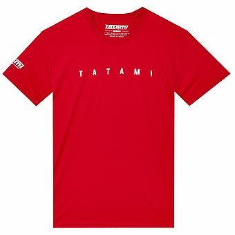 Tatami Fightwear Standard T-Shirt Red