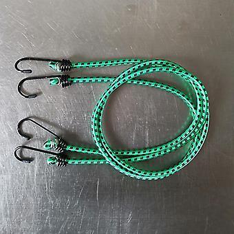 Elásticos Corda de corda de corda de corda ganchos/bicicletas Corda/gravata Bagagem de bagagem de mão