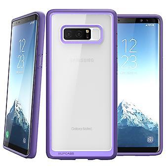 SUPCASE Galaxy Note 8 Case Unicorn Beetle Hybrid Protective Case-Purple
