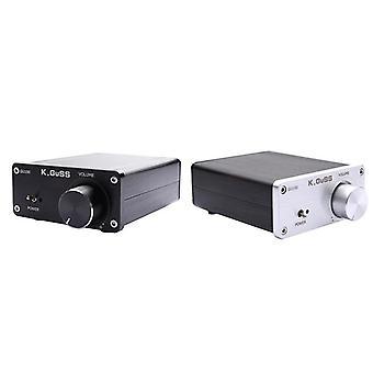 מגבר הספק דיגיטלי מסוג KGUSS GU100 Tpa3116 2x100W HIFI ללא אובדן אונים מסוג D
