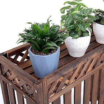 Air Conditioner Outside Machine Rack Flower Stand Decoration Balcony Outdoor