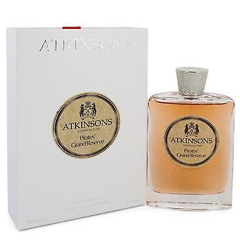 Pirates' Grand Reserve Eau De Parfum Spray (Unisex) By Atkinsons 3.3 oz Eau De Parfum Spray