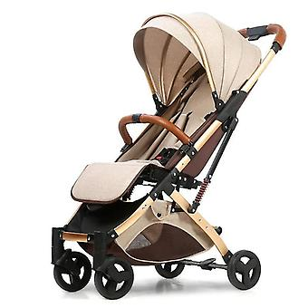 Baby Stroller, Ultralight Folding Can Sit Or Lie High Landscape Suitable