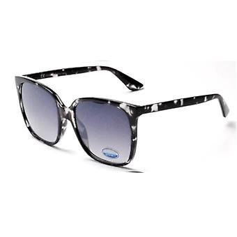 Zonnebrillen Dames Vierkant - Zwart  Luipaard2859_2