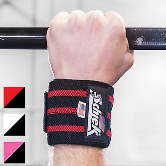 "Schiek Sports Model 1112 Heavy Duty 12"" Wrist Wraps"