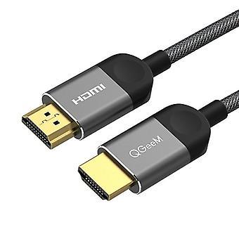 كابل HDMI إلى HDMI 2.0 كابل 4k ل Xiaomi جهاز العرض Nintend التبديل
