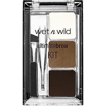 Wet N Wild Ultimate Brow Kit Soft Brown