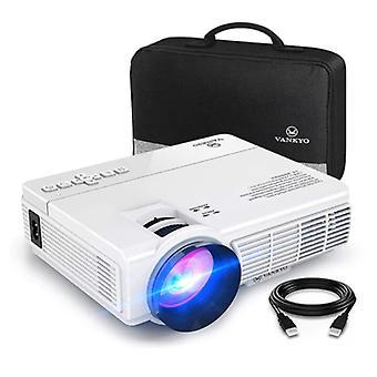 فانكيو الترفيه C3MQ LED العرض - بيمر وسائل الإعلام المنزلية لاعب مسرح السينما الأبيض