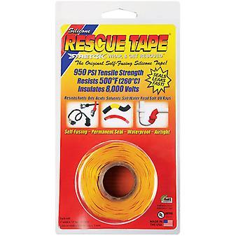 """Rescue Tape 1"""" X 12' Ylw"""