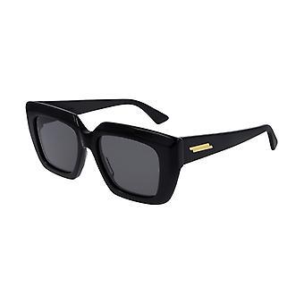 Bottega Veneta BV1030S 001 Black/Grey Sunglasses