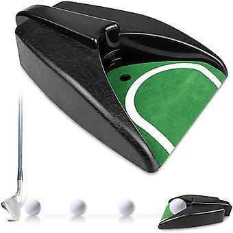 FengChun PGA Tour Putting Einheit mit automatische Ballrckgabe, Golfball Automatische