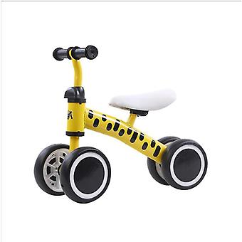 Children's Balance Car Baby No Pedal Walker Scooter Toy 1-3 Year Old