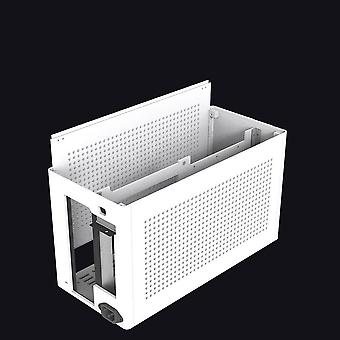 Itx Mini Case A4 Pro Chassis / Sfx Power Supply, Water Cooling