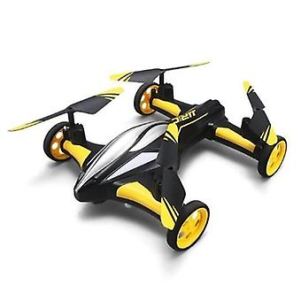 2.4G RC Drone Air Ground Flying Car H23 Quadcopter mit Licht One Key Return Remote| RC Helicopters