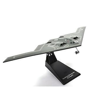 Northrop Grumman b-2 Spirit Diecast modell flygplan