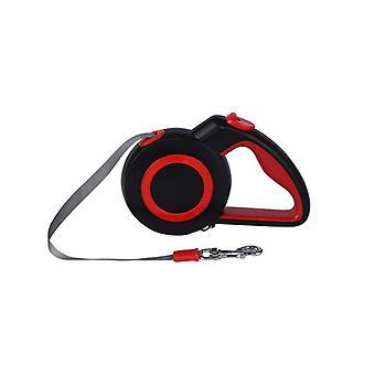 Retractable dog leash nylon durable non-slip pet supplies ps22