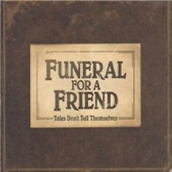 Funérailles d'un ami Tales Don't Tell Themselves CD